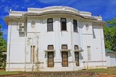 Μουσείο Jethawana Anuradhapura, Σρι Λάνκα Στοκ φωτογραφία με δικαίωμα ελεύθερης χρήσης