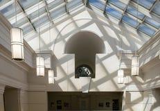 Μουσείο Levine της νέας βόρειας Καρολίνας του νότιου Σαρλόττα Στοκ φωτογραφία με δικαίωμα ελεύθερης χρήσης