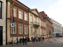 Μουσείο MÃ ¼ του Pablo Πικάσο nster - Γερμανία Στοκ Εικόνα