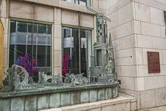 Μουσείο McCord (πρότυπο) Στοκ Εικόνες