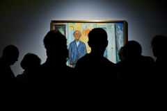 Μουσείο Munch στοκ φωτογραφία