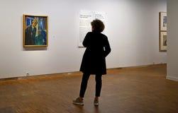 Μουσείο Munch στοκ φωτογραφία με δικαίωμα ελεύθερης χρήσης
