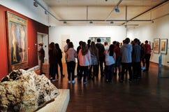 Μουσείο Musee Munch Munch, Όσλο, ΝΟΡΒΗΓΙΑ στοκ φωτογραφίες