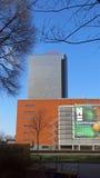Μουσείο Naturalis στο Λάιντεν Οι Κάτω Χώρες Στοκ Εικόνες