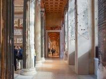 Μουσείο Neues στο Βερολίνο Στοκ Εικόνες