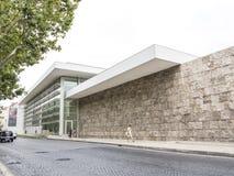 Μουσείο Pacis Ara, Ρώμη Στοκ εικόνα με δικαίωμα ελεύθερης χρήσης