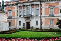 Μουσείο Prado Στοκ Εικόνες