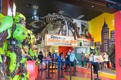 Μουσείο Ripley ` s στη 42$η οδό στοκ εικόνα