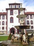 Μουσείο Schloss Elisabethenburg Meiningen στοκ εικόνα με δικαίωμα ελεύθερης χρήσης