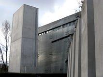 Μουσείο Shoah στοκ φωτογραφίες