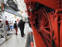 Μουσείο Speyer Technik Στοκ εικόνα με δικαίωμα ελεύθερης χρήσης