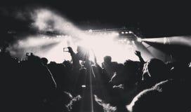 Μουσικές συναυλίες στοκ φωτογραφία με δικαίωμα ελεύθερης χρήσης