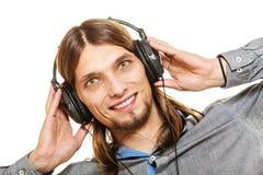 μουσική ατόμων ακούσματο& leisure Στοκ φωτογραφία με δικαίωμα ελεύθερης χρήσης