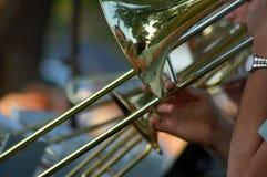 μουσική ατόμων Στοκ Φωτογραφία