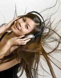 μουσική εραστών Στοκ εικόνα με δικαίωμα ελεύθερης χρήσης