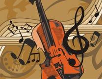 μουσική οργάνων ανασκόπησ ελεύθερη απεικόνιση δικαιώματος
