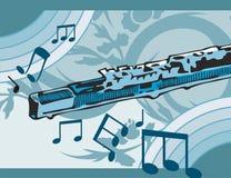 μουσική οργάνων ανασκόπη&sigma Στοκ φωτογραφίες με δικαίωμα ελεύθερης χρήσης