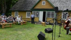 Μουσική παιχνιδιού ζωνών χώρας φιλμ μικρού μήκους