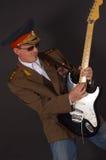 μουσική στρατού Στοκ Εικόνες