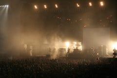 μουσική συναυλίας στοκ εικόνες με δικαίωμα ελεύθερης χρήσης