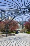 μουσική Τορόντο κήπων στοκ εικόνα