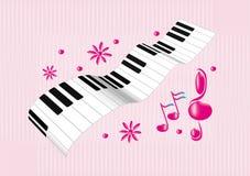 Μουσική φαντασία ελεύθερη απεικόνιση δικαιώματος