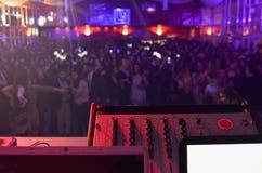 Μουσική φεστιβάλ Στοκ εικόνες με δικαίωμα ελεύθερης χρήσης