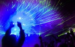 μουσική φεστιβάλ Στοκ Εικόνα