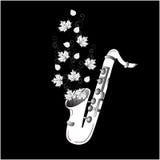 Μουσική φθινοπώρου Στοκ Φωτογραφίες