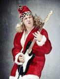 μουσική Χριστουγέννων στοκ εικόνες με δικαίωμα ελεύθερης χρήσης