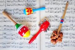 μουσική χρωμάτων ανασκόπη&sigm στοκ φωτογραφία με δικαίωμα ελεύθερης χρήσης