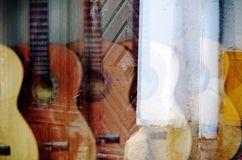 μουσική χρωμάτων στοκ φωτογραφία με δικαίωμα ελεύθερης χρήσης
