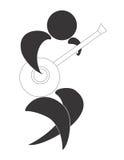 μουσική Στοκ εικόνα με δικαίωμα ελεύθερης χρήσης