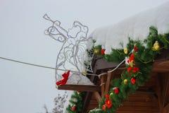 Μουσικός άγγελος Στοκ φωτογραφίες με δικαίωμα ελεύθερης χρήσης