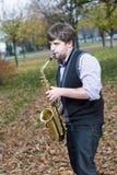 μουσικός Στοκ φωτογραφία με δικαίωμα ελεύθερης χρήσης