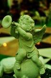 Μουσικός cupid Στοκ φωτογραφία με δικαίωμα ελεύθερης χρήσης