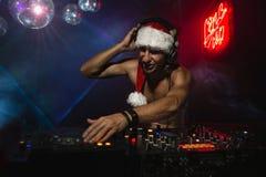 Μουσικό νέο έτος Στοκ Εικόνες