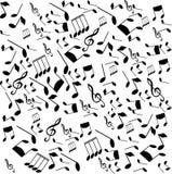 μουσικό παιχνίδι σημειώσεων οργάνων επιχορήγησης Στοκ Φωτογραφία