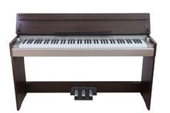 Μουσικό πιάνο οργάνων Στοκ Εικόνες