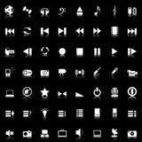 μουσικό σύνολο εικονι&delta Στοκ εικόνες με δικαίωμα ελεύθερης χρήσης