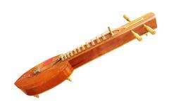 μουσικό ταϊλανδικό zither οργάνων Στοκ εικόνα με δικαίωμα ελεύθερης χρήσης