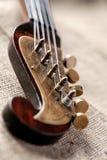 Μουσικό tamburitza οργάνων λεπτομέρειας Στοκ εικόνα με δικαίωμα ελεύθερης χρήσης