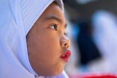 Μουσουλμανικά ισλαμικά κορίτσια κοριτσιών στοκ φωτογραφίες