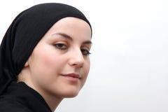 μουσουλμανική γυναίκα Στοκ Εικόνες