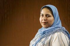 μουσουλμανική γυναίκα Στοκ Φωτογραφίες