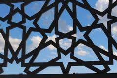 ΜΟΥΣΟΥΛΜΑΝΙΚΟ ΤΈΜΕΝΟΣ AL-ALAM KENDARI, ΙΝΔΟΝΗΣΊΑ Στοκ Εικόνα