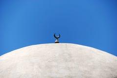 μουσουλμανικό σύμβολο Στοκ Φωτογραφίες