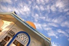 μουσουλμανικό τέμενος μικρό στοκ φωτογραφία