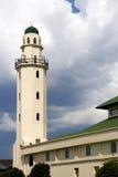 μουσουλμανικό τέμενος μιναρών Στοκ εικόνες με δικαίωμα ελεύθερης χρήσης