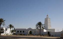 Μουσουλμανικό τέμενος σε Djerba στοκ φωτογραφίες